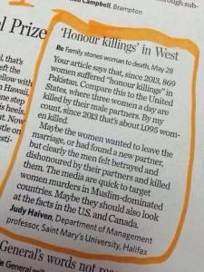 women murdered